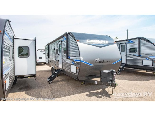 New 2021 Coachmen Catalina Legacy 293QBCK available in Loveland, Colorado