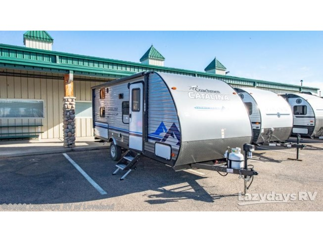 New 2021 Coachmen Catalina Summit Series 7 174FQS available in Loveland, Colorado