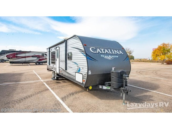 Used 2019 Coachmen Catalina Trail Blazer 26TH available in Loveland, Colorado
