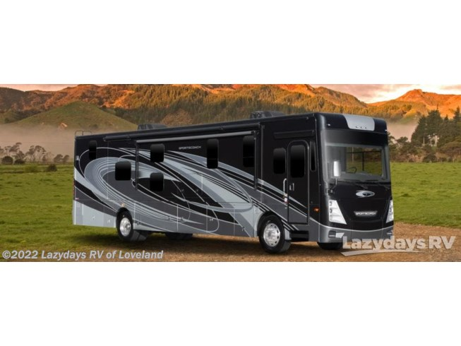 New 2021 Coachmen Sportscoach SRS 365RB available in Loveland, Colorado