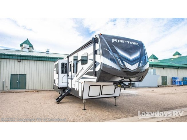 New 2021 Keystone Raptor 413 available in Loveland, Colorado