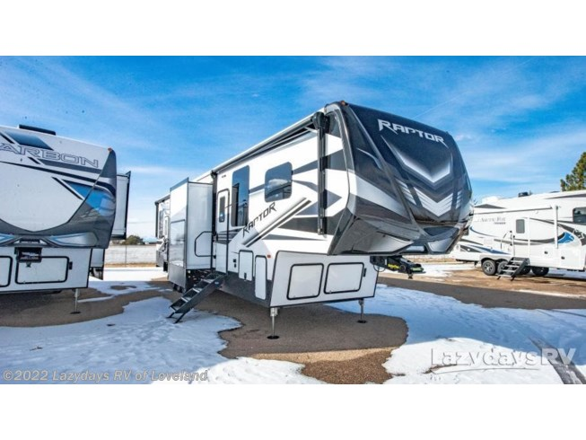 New 2021 Keystone Raptor 423 available in Loveland, Colorado
