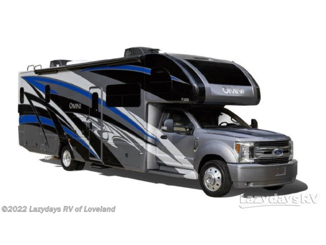 New 2022 Thor Motor Coach Omni BT36 available in Loveland, Colorado