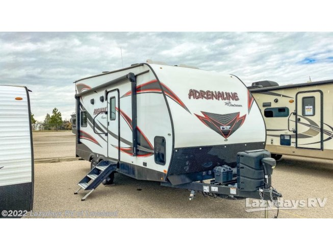 Used 2018 Coachmen Adrenaline 19CB available in Loveland, Colorado