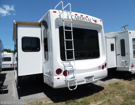 Cons3894 2008 Forest River Cardinal 30ts For Sale In