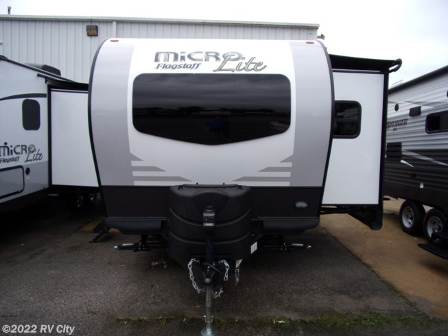 New 2019 Forest River Flagstaff Micro Lite 25FKS available in Benton, Arkansas