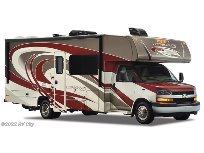 Stock Image for 2019 Coachmen Leprechaun 311FS (options and colors may vary)