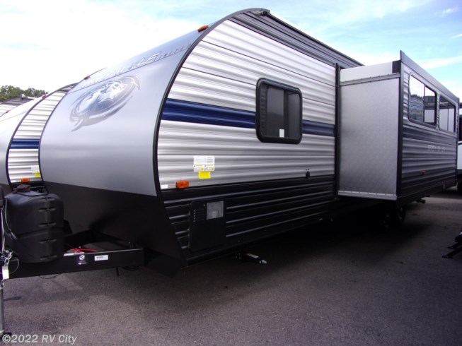 2019 Forest River Cherokee Grey Wolf 26CKSE