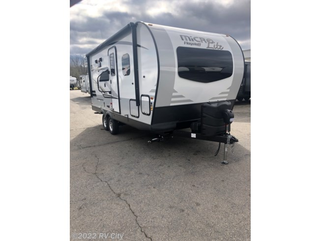 New 2020 Forest River Flagstaff Micro Lite 21DS available in Benton, Arkansas