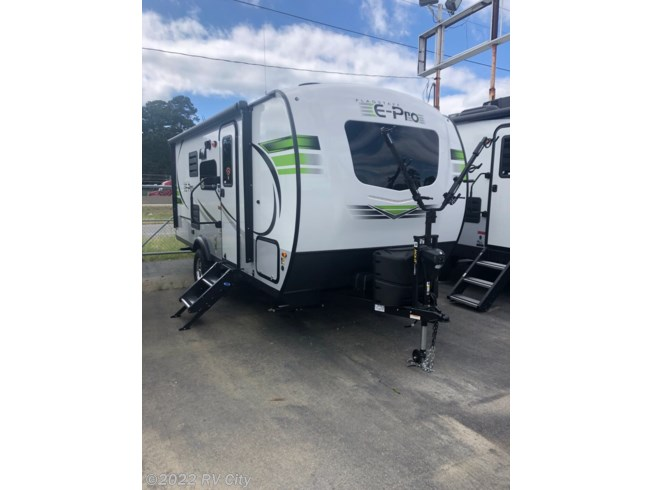 New 2021 Forest River Flagstaff E-Pro E20BHS available in Benton, Arkansas