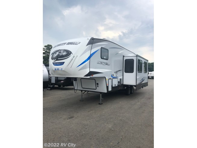 2021 Forest River Cherokee Arctic Wolf 287BHSR