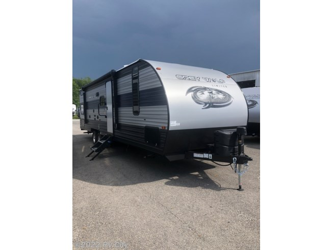 New 2021 Forest River Cherokee Grey Wolf 28DT available in Benton, Arkansas