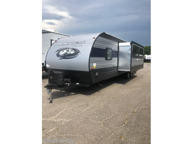 2021 Forest River Cherokee Grey Wolf 28DT - New Travel Trailer For Sale by RV City in Benton, Arkansas