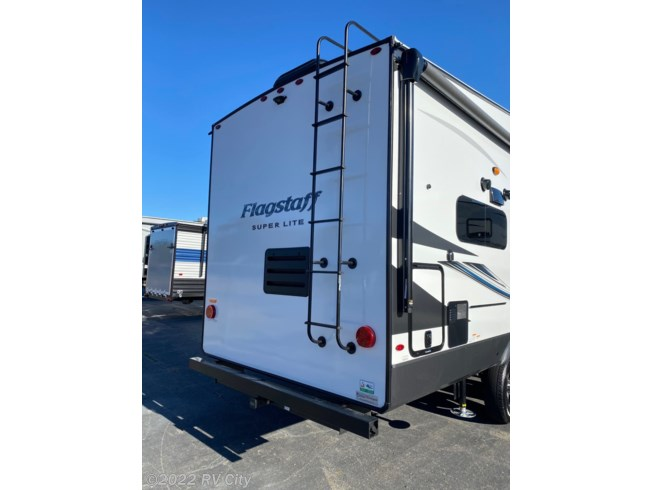 New 2021 Forest River Flagstaff Super Lite 524EWS available in Benton, Arkansas