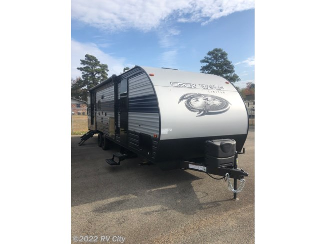New 2021 Forest River Cherokee Grey Wolf 27DBH available in Benton, Arkansas