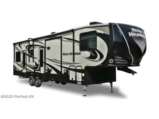 Stock Image for 2018 Heartland Road Warrior RW 427 (options and colors may vary)