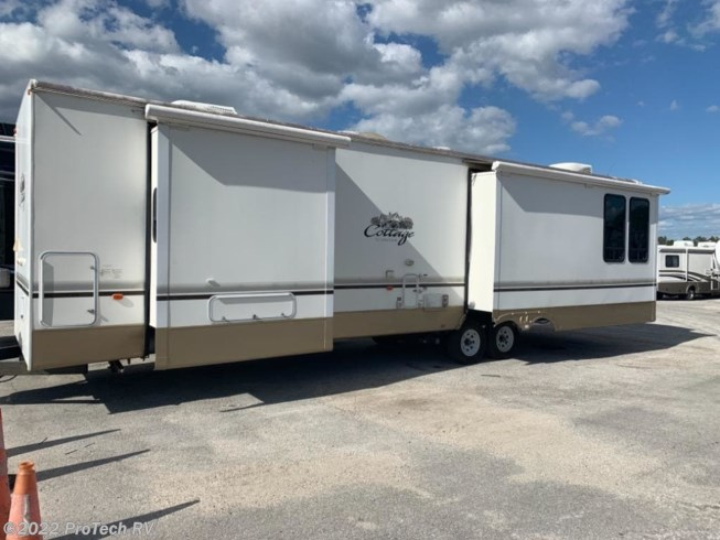 2013 Miscellaneous Cedar Creek Cottage 40 - Used Park Model For Sale by ProTech RV in Clermont, Florida