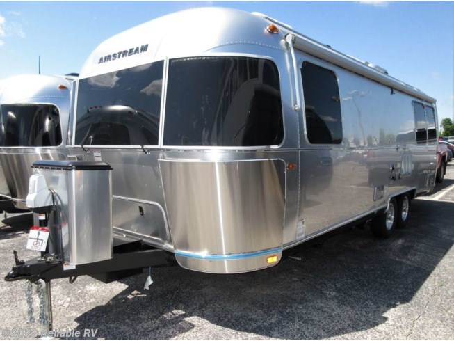 New 2019 Airstream Globetrotter TT 27FBQ available in Springfield, Missouri