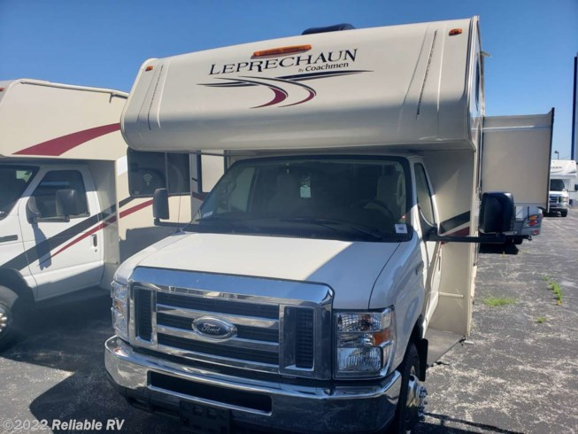New 2020 Coachmen Leprechaun C 350 Ford 210RS available in Springfield, Missouri