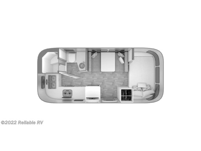 New 2021 Airstream Bambi 20FB available in Springfield, Missouri