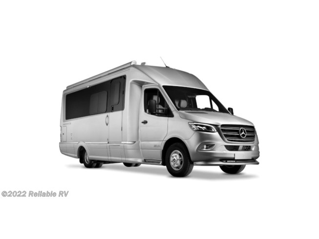 New 2022 Airstream Atlas 24NG available in Springfield, Missouri
