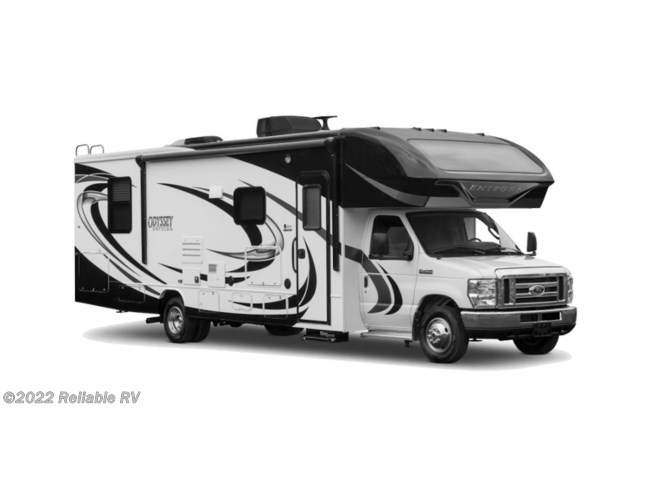 New 2022 Entegra Coach Odyssey C 26M available in Springfield, Missouri