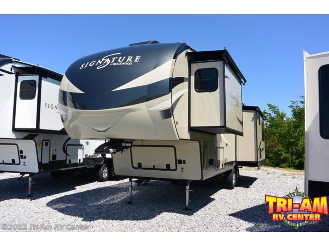 2021 Forest River Rockwood SIGN 8298KS - New Fifth Wheel For Sale by Tri-Am RV Center in Bulls Gap, Tennessee