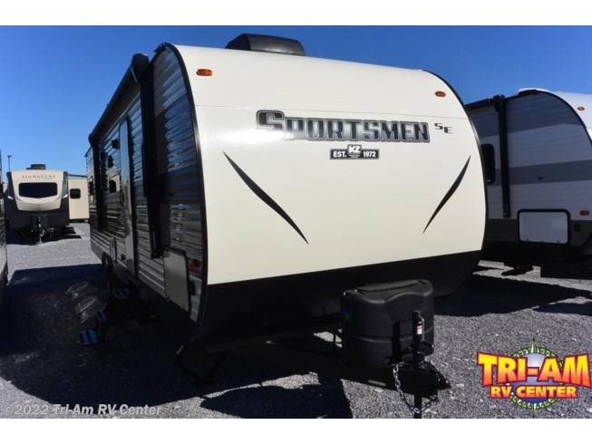 New 2021 K-Z Sportsmen SE 301DBSE available in Bulls Gap, Tennessee