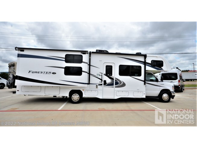 New 2021 Forest River Forester 3251DSLEF available in Lewisville, Texas