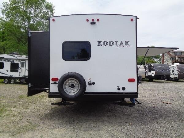 Kodiak Travel Trailer >> Nt806 2020 Dutchmen Kodiak Ultra Lite 332 Bhsl For Sale In Apollo Pa