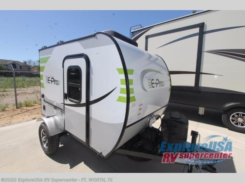 Ft Flagstaff Travel Trailer