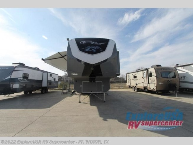 2019 Highland Ridge Open Range 3X 384RLS - New Fifth Wheel For Sale by ExploreUSA RV Supercenter - FT. WORTH, TX in Ft. Worth, Texas features Slideout