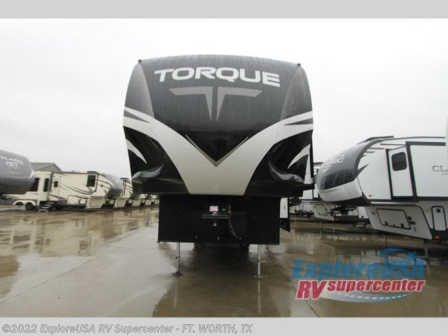 New 2020 Heartland Torque TQ 378 available in Ft. Worth, Texas