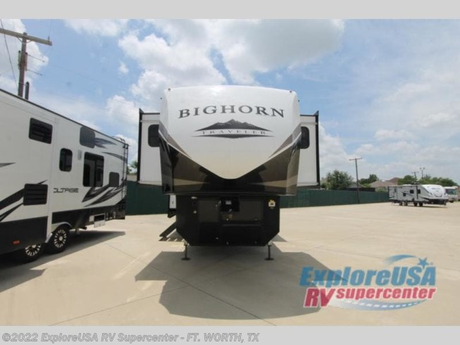 Used 2020 Heartland Bighorn Traveler 38FL available in Ft. Worth, Texas