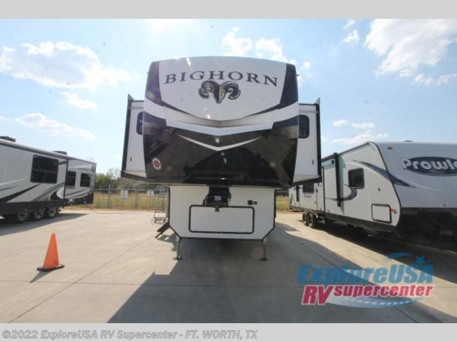 New 2021 Heartland Bighorn 3950FL available in Ft. Worth, Texas