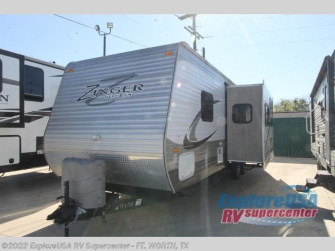 Used 2015 CrossRoads Zinger 32QB available in Ft. Worth, Texas