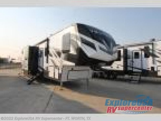 2021 Dutchmen Voltage 4225 - New Toy Hauler For Sale by ExploreUSA RV Supercenter - FT. WORTH, TX in Ft. Worth, Texas