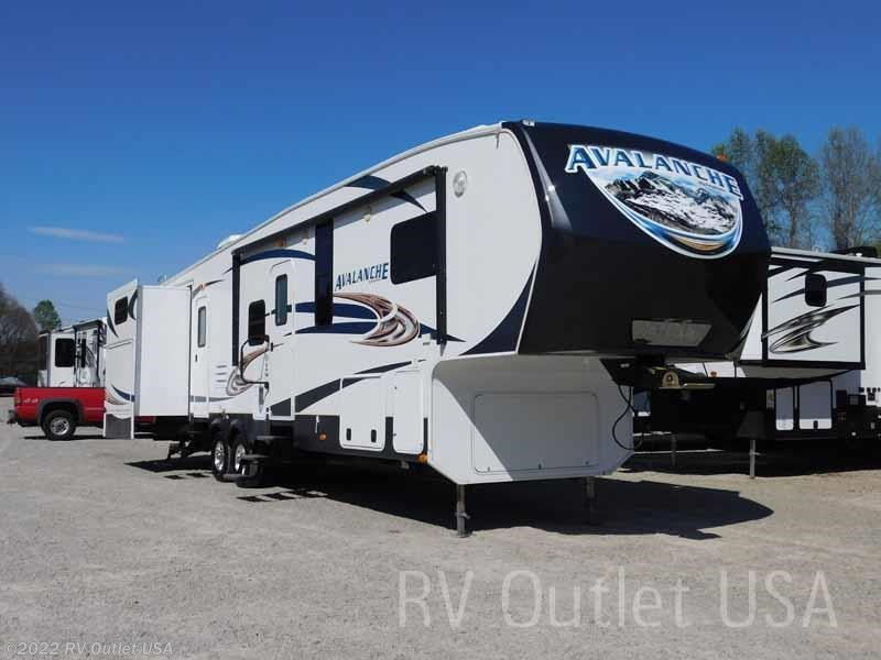 2013 Keystone Rv Avalanche 341tg For Sale In North Myrtle
