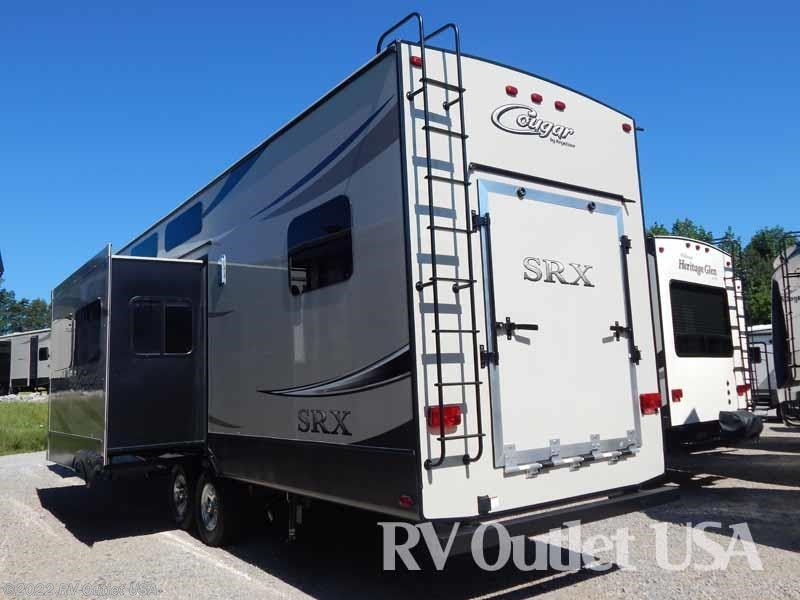 2017 Keystone Rv Cougar 326srx For Sale In Ringgold Va
