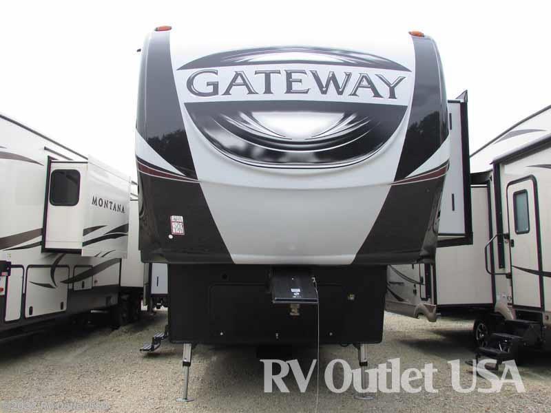 2017 Heartland Rv Rv Gateway 3400se For Sale In Ringgold
