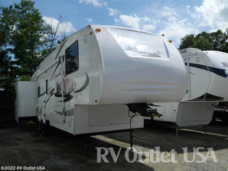 2008 Coachmen RV Fifth Wheel