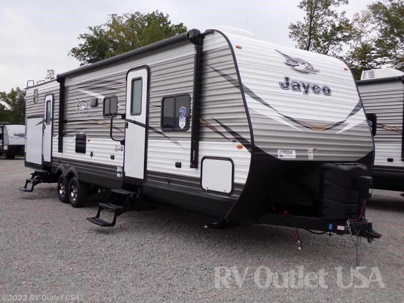 2018 Jayco Travel