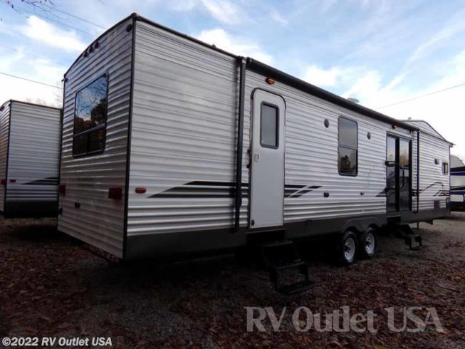 2018 Forest River Rv Wildwood 395fk Ltd For Sale In