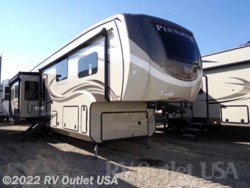 2018 Jayco Pinnacle 37RLWS