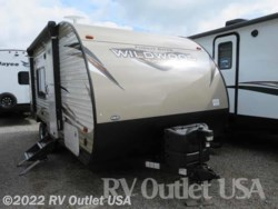 2018 Forest River Wildwood X-Lite 171RBXL