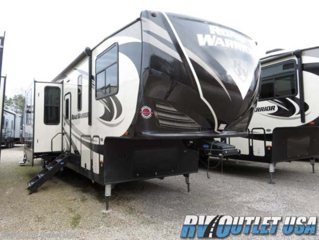 2019 Heartland  Road Warrior 396 RW