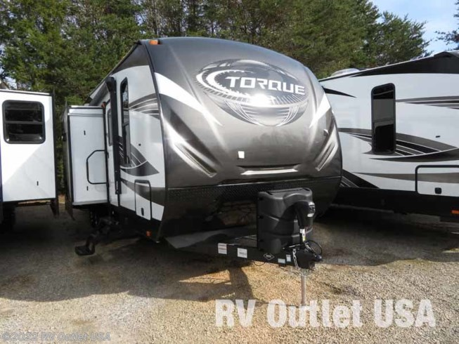 2019 Heartland  Torque T30 (2ND A/C ** RAMP DOOR PATIO!)