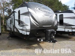 2019 Heartland  Torque T32 (2ND A/C ** RAMP DOOR PATIO!)