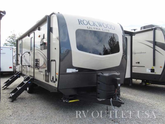 2019 Forest River Rockwood Ultra Lite 2608BS