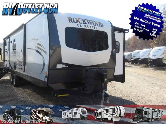 2019 Forest River Rockwood Ultra Lite 2911BS